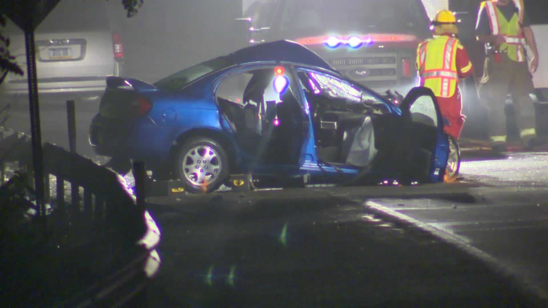 Forward Township crash