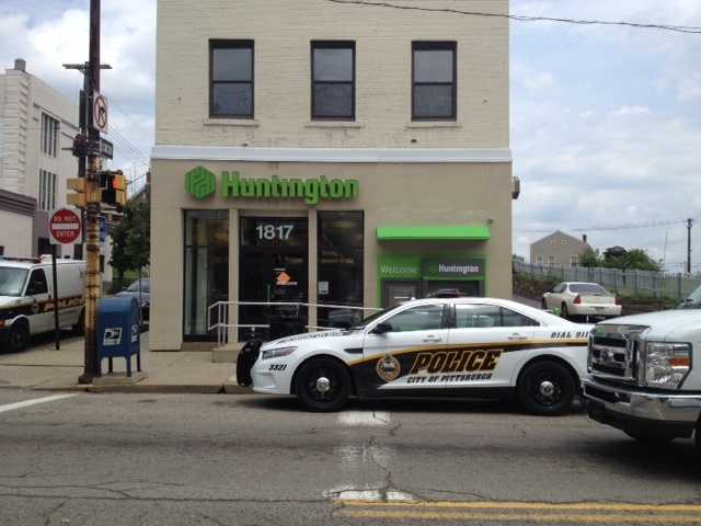 Anyone who has information about the June 23 robbery of Huntington Bank on Brownsville Road in Carrick is asked to call Pittsburgh police at 412-323-7151 or call 911. Callers can remain anonymous.