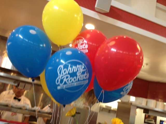 Johnny Rockets is Kennywood's first sit-down restaurant in decades.