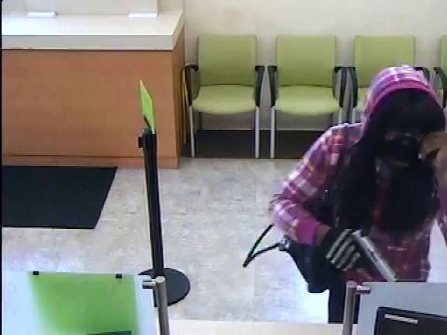 Pittsburgh police need help to identify this person who robbed Huntington Bank on Brownsville Road in Carrick.