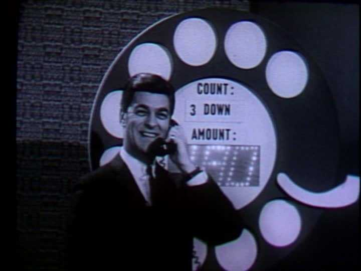 """""""Dialing for Dollars"""" host Del Taylor also worked as an announcer during his more than 20 years at WTAE."""