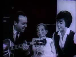 """Popeye and Friends"" aired weekdays from 4-5 p.m. on WTAE. It featured color cartoons and live performances by WTAE musical director Joe Negri and Sandy Mason, who performed with a ventriloquist dummy named Tommy."