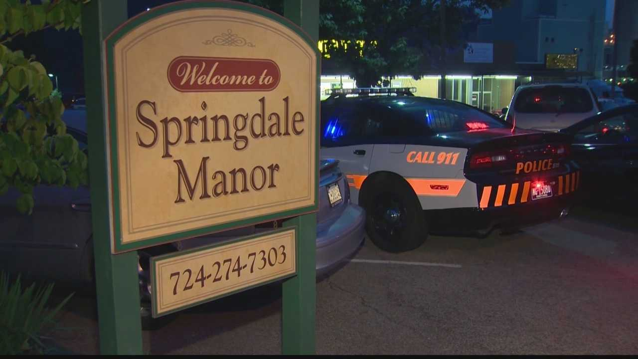 Springdale Manor resident accused of stabbing neighbor, girlfriend