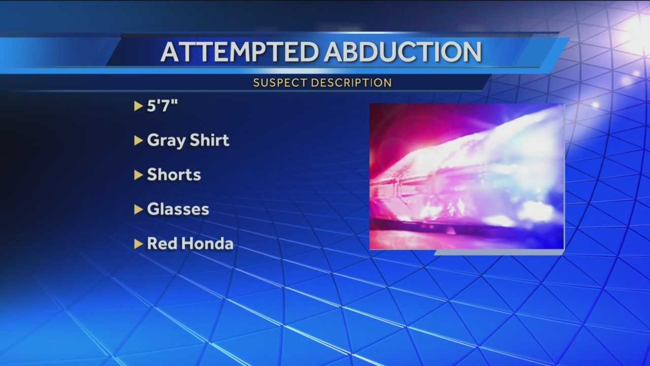 Greenfield Abduction attempt