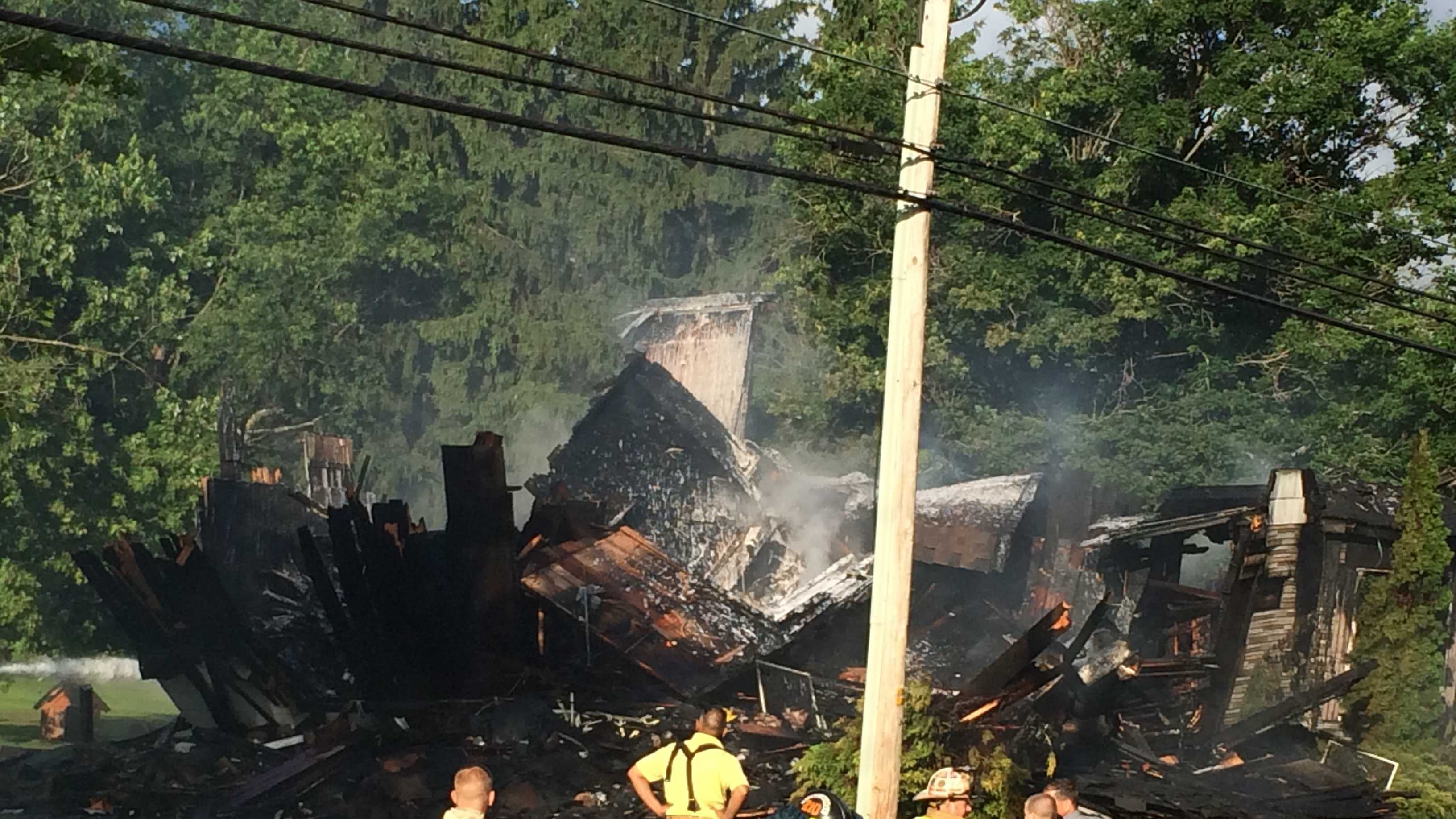 Fatal Fire in Armstrong County