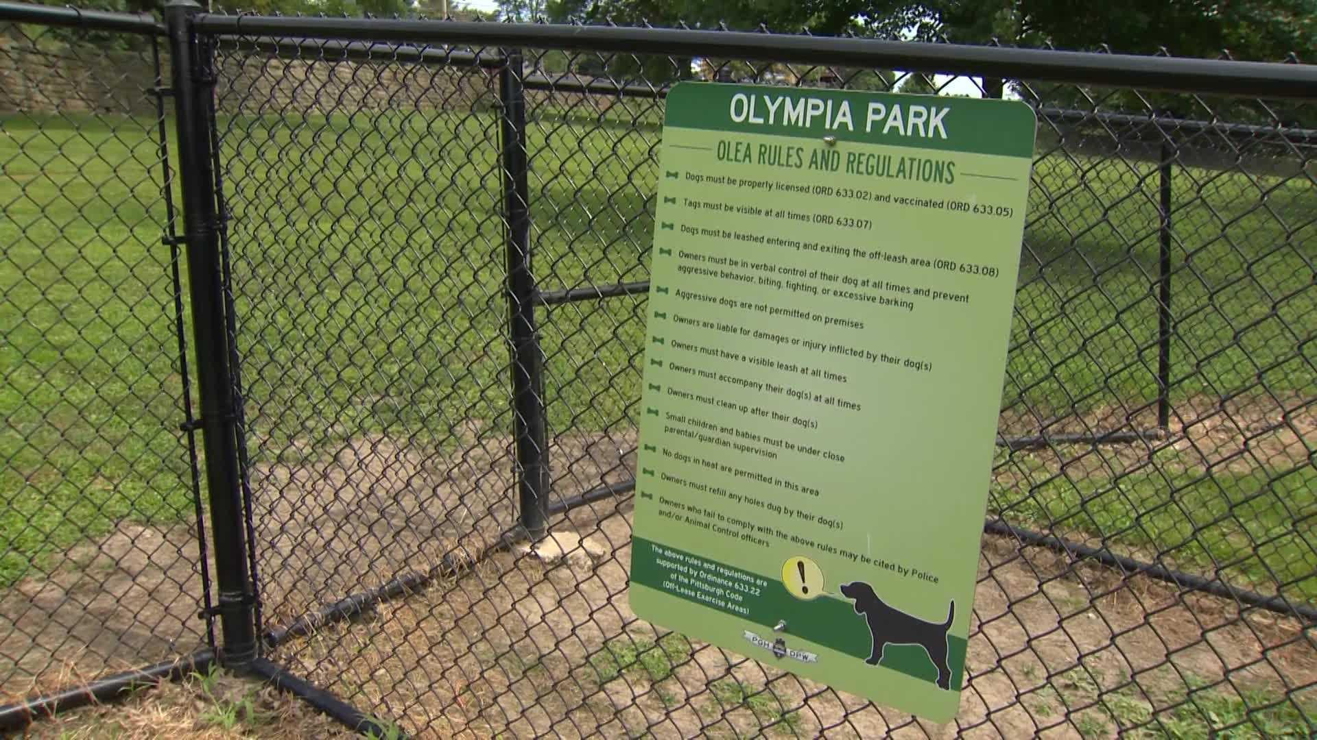 Olympia Park in Mt. Washington