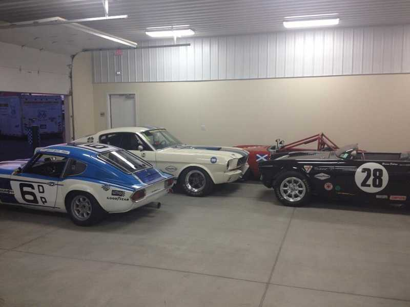 The Pittsburgh Vintage Grand Prix begins this weekend. Here are some of the cars that will be on the trackat the Pittsburgh International Race Complex in Beaver Falls.