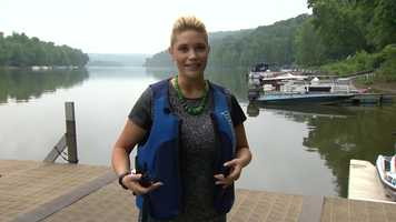 Investigators told Pittsburgh's Action News 4 reporter Jackie Schafer that the man was wearing a life vest, but it wasn't fastened and it slipped off.