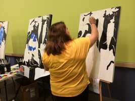 Painting with a Twist interactive demonstration