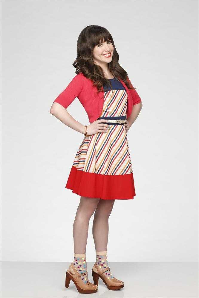 """ABC's """"Selfie"""" stars Allyn Rachel as Bryn."""