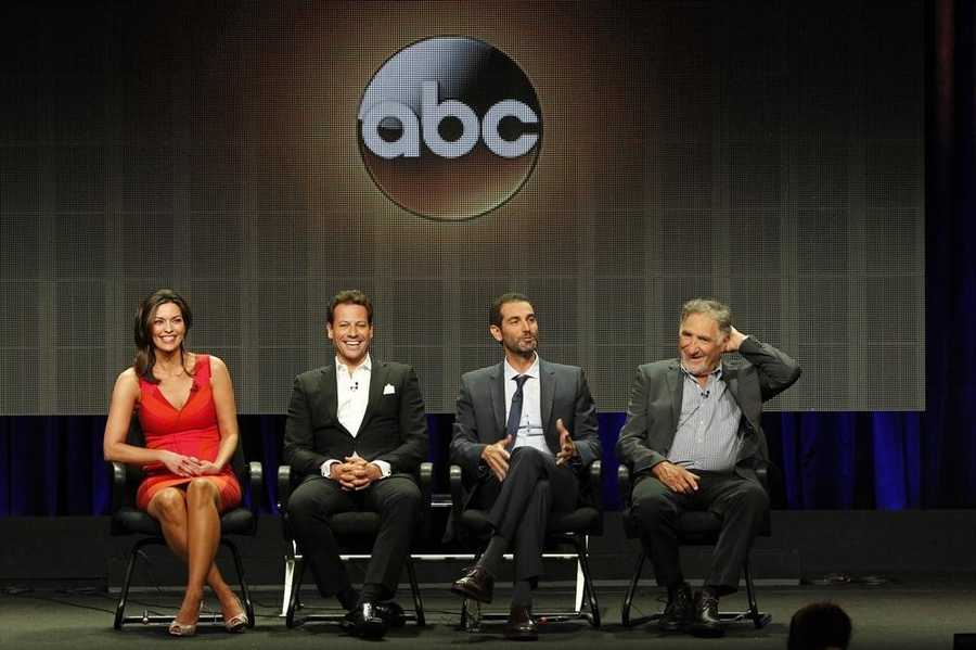 "TCA SUMMER PRESS TOUR 2014 - ""Forever"" Session - The cast and producers of ABC's ""Forever"" addressed the press at Disney ¦ ABC Television Group's Summer Press Tour 2014. (ABC/Rick Rowell)"