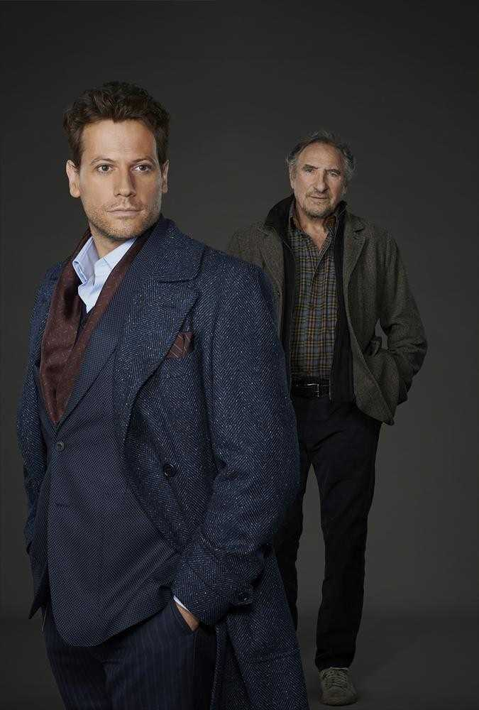 """Forever"" stars Ioan Gruffudd as Henry and Judd Hirsch as Abe. (ABC/Bob D'Amico)"