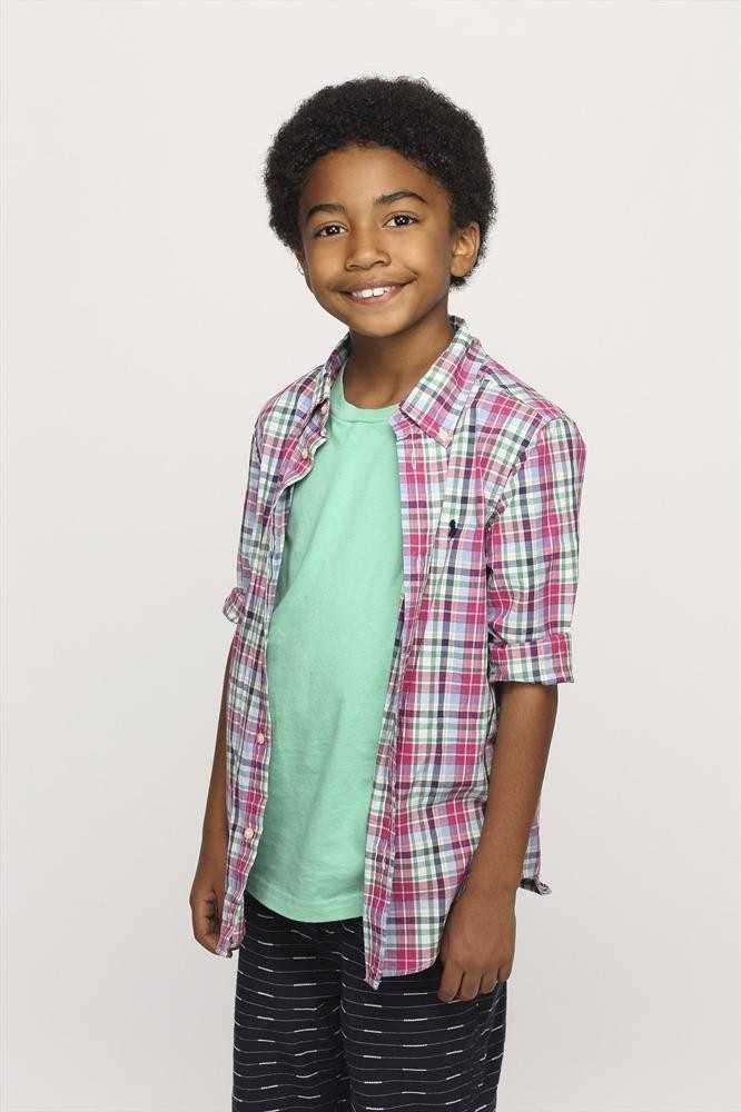"ABC's ""black-ish"" stars Miles Brown as Jack Johnson. (ABC/Craig Sjodin)"