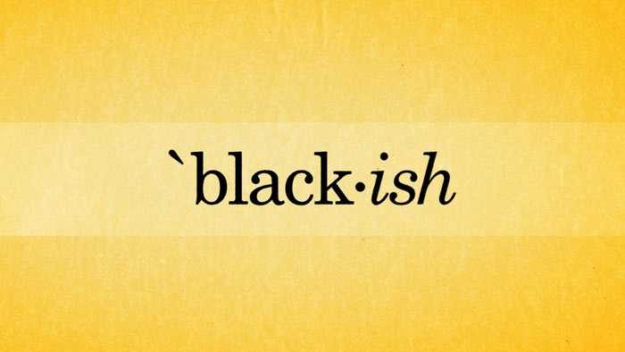 """ABC's new family comedy, """"black-ish,"""" takes a fun yet bold look at one man's determination to establish a sense of cultural identity for his family. The series stars Anthony Anderson, Tracee Ellis Ross and special guest star Laurence Fishburne."""