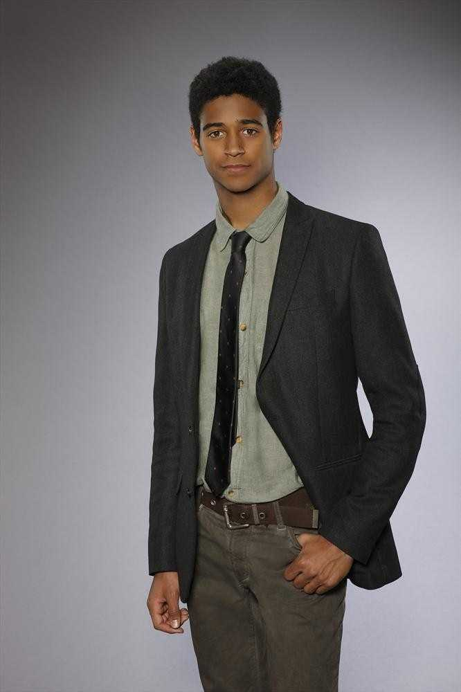 "ABC's ""How to Get Away with Murder"" stars Alfred Enoch as Wes. (ABC/Craig Sjodin)"