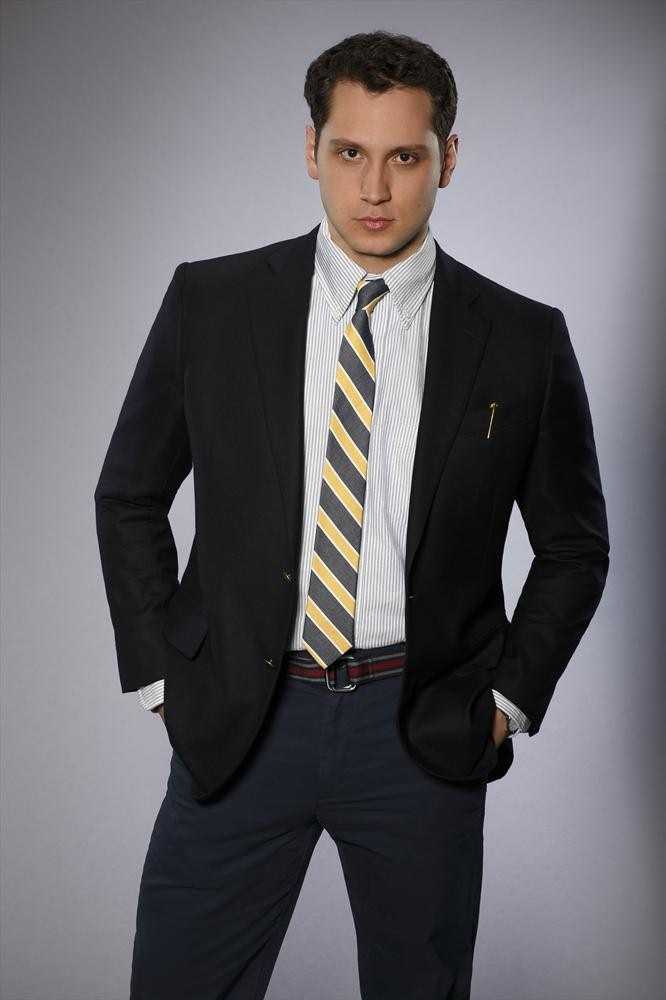 "ABC's ""How to Get Away with Murder"" stars Matt McGorry as Asher. (ABC/Craig Sjodin)"
