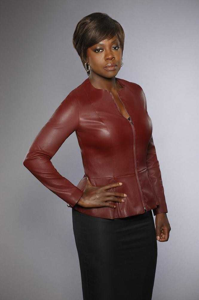 """How to Get Away with Murder"" stars Viola Davis as Professor Annalise Keating. (ABC/Craig Sjodin)"