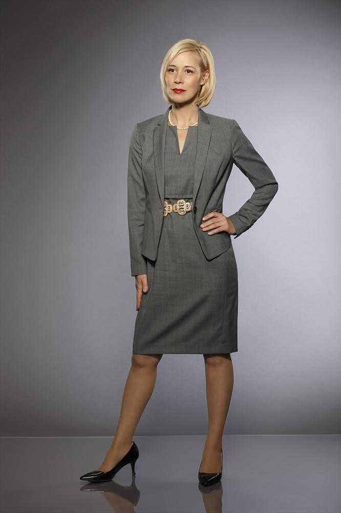 "ABC's ""How to Get Away with Murder"" stars Liza Weil as Bonnie. (ABC/Craig Sjodin)"