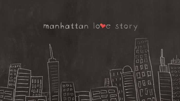"""Manhattan Love Story,"""" a new romantic comedy airing Tuesdays this fall, is based on this simple premise: The only way to maintain relationships - with lovers, spouses, family, co-workers, or friends - is to keep most of our thoughts to ourselves. At the heart of the story are Dana (Analeigh Tipton, """"Crazy, Stupid, Love"""") and Peter (Jake McDorman, ABC Family's """"Greek,"""" """"Shameless"""") a couple navigating the complicated terrain of a modern day relationship. The audience will hear Dana and Peter's inner thoughts, highlighting the differences of men and women as this couple traverses the highs and lows of dating. (ABC/Giovanni Rufino)."""
