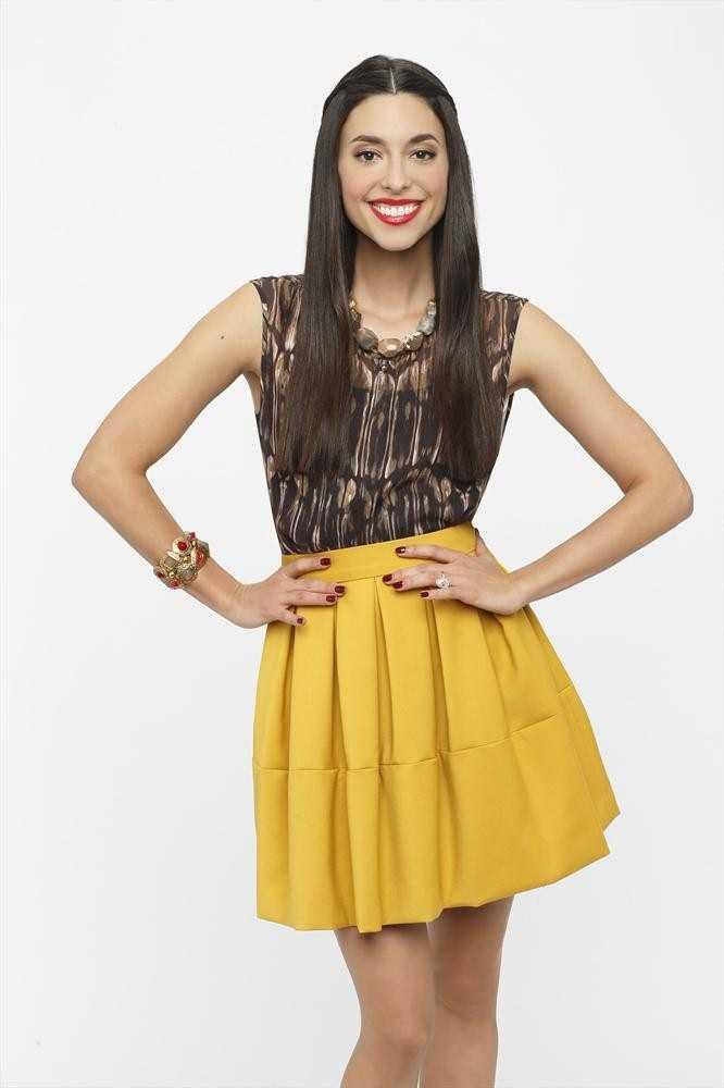 "ABC's ""Manhattan Love Story"" stars Jade Catta-Preta as Amy. (ABC/Craig Sjodin)"