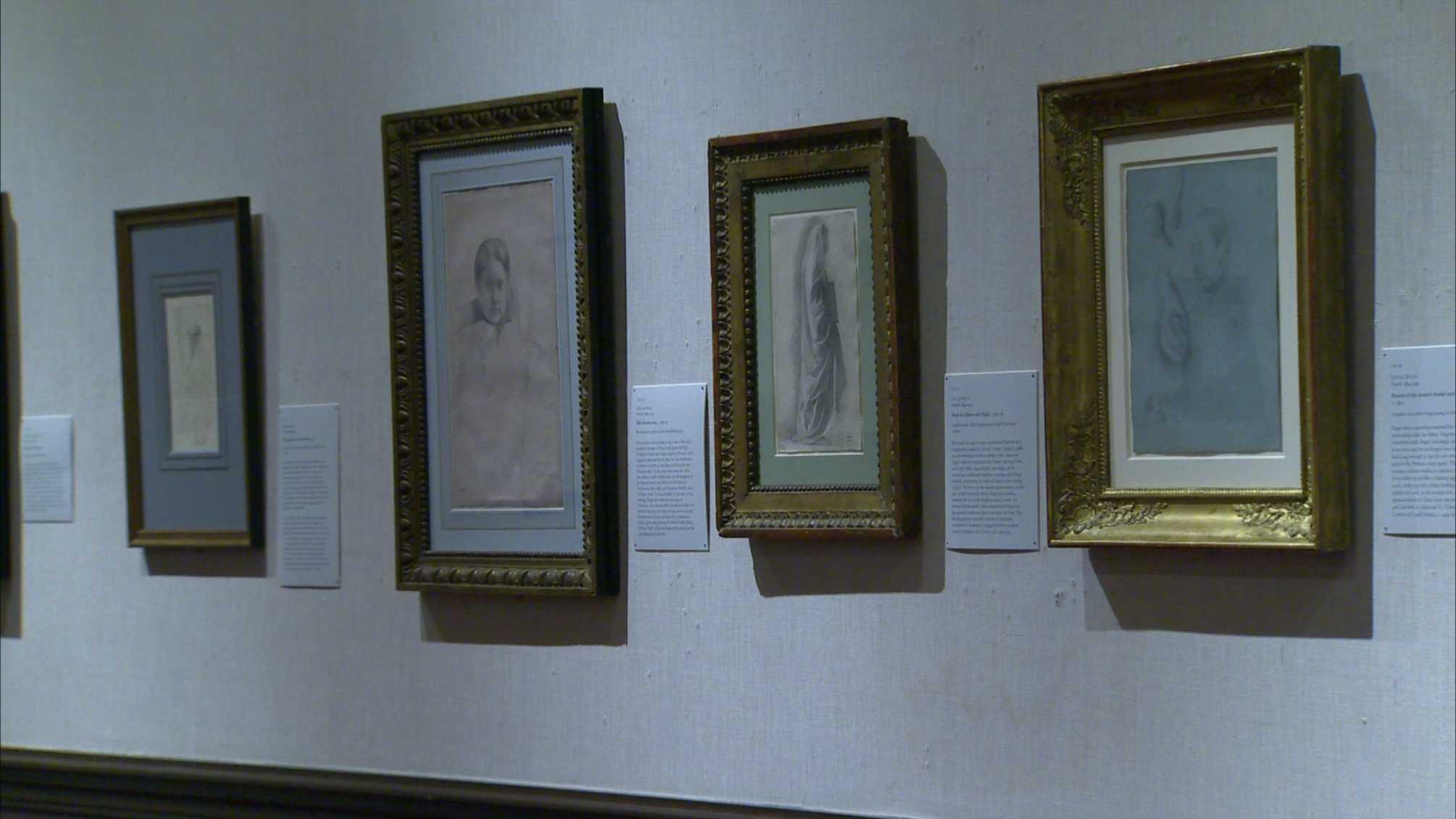 Degas works