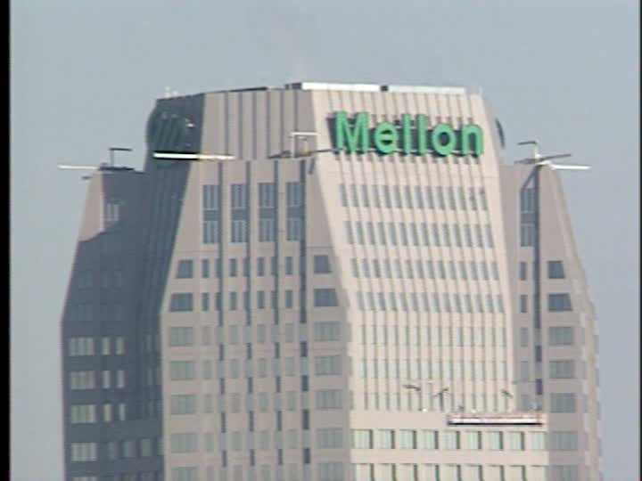 Mellon Bank still had a major presence in Pittsburgh in 1994.