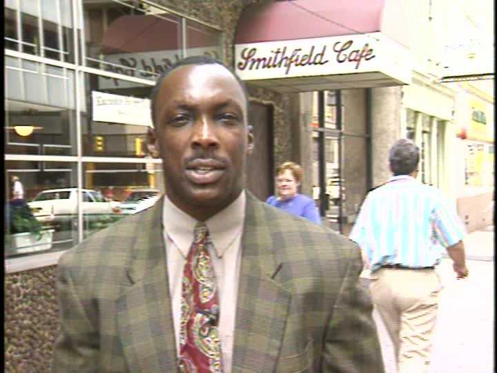 Back in 1994, WTAE's Sheldon Ingram reported on the growth in weekend business that was happening at Downtown Pittsburgh retailers. Let's see how the Golden Triangle has changed since that time, and which stores are still open.