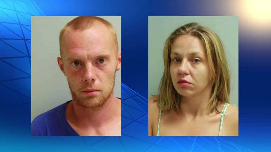 Township police said they identified the suspects as Bumbaugh and 26-year-old Elizabeth Lazabeck after investigating with help from Monroeville police and Westmoreland County detectives.