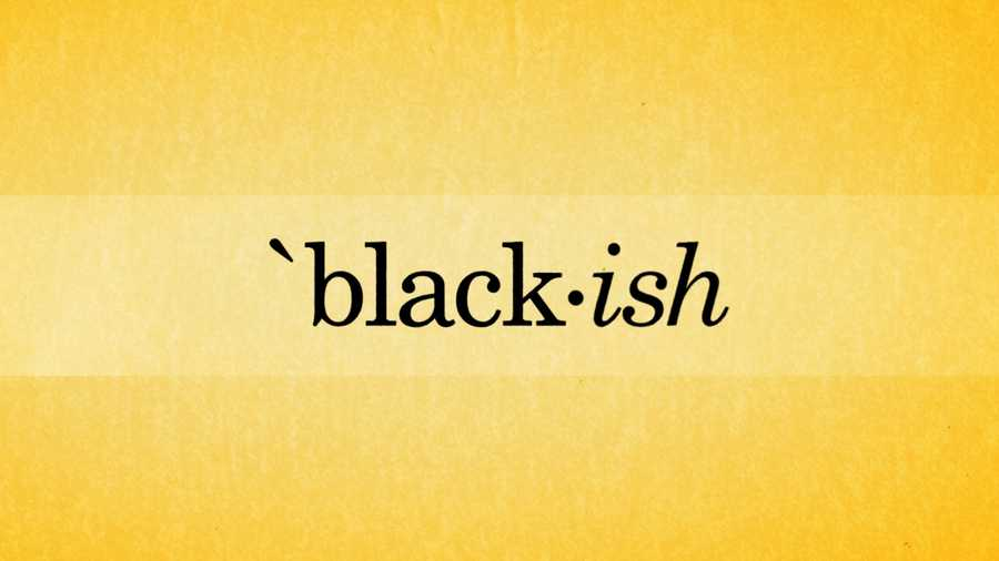 """Black-ish: Debuts Wednesday Sept. 24 at 9:30 p.m.ABC's new family comedy, """"black-ish,"""" takes a fun yet bold look at one man's determination to establish a sense of cultural identity for his family. The series stars Anthony Anderson, Tracee Ellis Ross and special guest star Laurence Fishburne.Watch a preview of ABC's new fall show """"Black-ish."""""""
