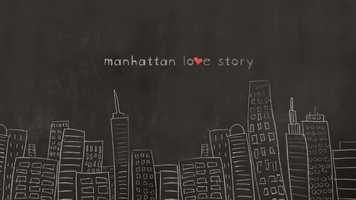 "Manhattan Love Story: Debuts Tuesday, Sept. 30, at 8:30 p.m.Watch a preview of ABC's new show: ""Manhattan Love Story.""""Manhattan Love Story,"" a new romantic comedy airing Tuesdays this fall, is based on this simple premise: The only way to maintain relationships -- with lovers, spouses, family, co-workers, or friends -- is to keep most of our thoughts to ourselves."