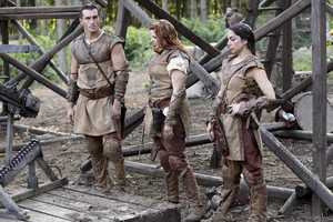 """""""The Quest Begins"""" - A genre-bending new reality series unlike anything else on television, """"The Quest,"""" combines harrowing and intense competition challenges, narrative storytelling and cutting edge special effects and prosthetics to conjure an immersive fantasy environment. 12 real people, pulled from their everyday lives, are transported to a fantasy world where they are declared Paladins, defenders of a noble cause. The Paladins must compete to save the besieged kingdom of Everealm but only one will prevail and earn the right to be called the One True Hero."""