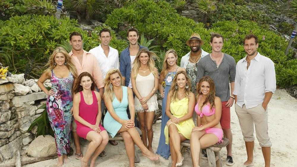 Cast Opening Group Shot