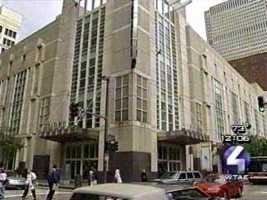 In 1994, the Lazarus name was new to Pittsburgh. The city invested millions to build this department store on Fifth Avenue at Wood Street, envisioning it as an anchor of the Fifth-Forbes corridor. It was renamed Lazarus-Macy's in an effort to boost sluggish sales before it shut down in 2004.