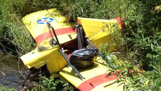 Grove City plane crash