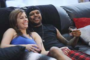 """MAIDA and DJ PAUL -- """"DJ Paul/Plaxico Burress"""" - Academy Award-winning rapper DJ Paul of Three 6 Mafia and former NFL wide receiver Plaxico Burress are featured on the SEASON FINALE of ABC's """"Celebrity Wife Swap,"""" TUESDAY, JULY 29 (10:00- 11:00 p.m., ET). 