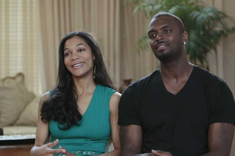 """DJ Paul/Plaxico Burress"" - Academy Award-winning rapper DJ Paul of Three 6 Mafia and former NFL wide receiver Plaxico Burress are featured on the SEASON FINALE of ABC's ""Celebrity Wife Swap,"" TUESDAY, JULY 29 (10:00- 11:00 p.m., ET) (Photo by ABC/Giovanni Rufino)"