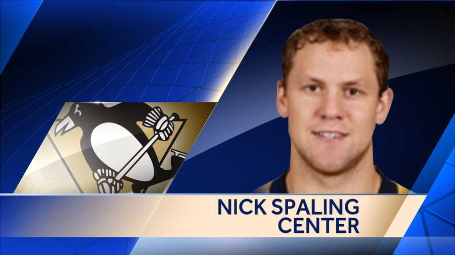 The Penguins and restricted free agent forward Nick Spaling agreed to a two-year contract worth $4.4 million.
