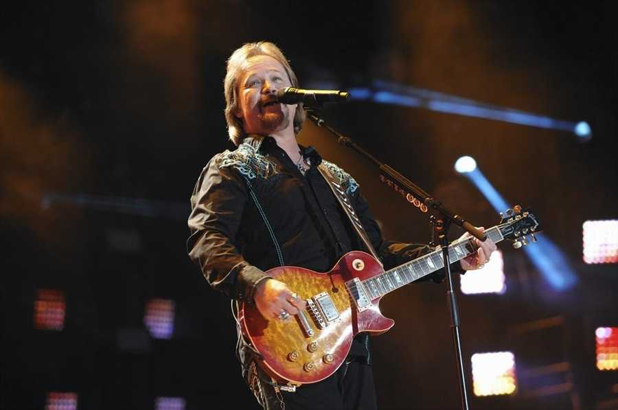 """TRAVIS TRITT -- CMA MUSIC FESTIVAL: COUNTRY'S NIGHT TO ROCK - The ABC Television Network airs """"CMA Music Festival: Country's Night to Rock"""" on TUESDAY, AUGUST 5 (8:00-11:00 PM/ET). (ABC/Eric Gebhart)"""