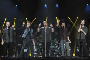 "RASCAL FLATTS -- CMA MUSIC FESTIVAL: COUNTRY'S NIGHT TO ROCK - The ABC Television Network airs ""CMA Music Festival: Country's Night to Rock"" on TUESDAY, AUGUST 5 (8:00-11:00 PM/ET). (ABC/Eric Gebhart)"