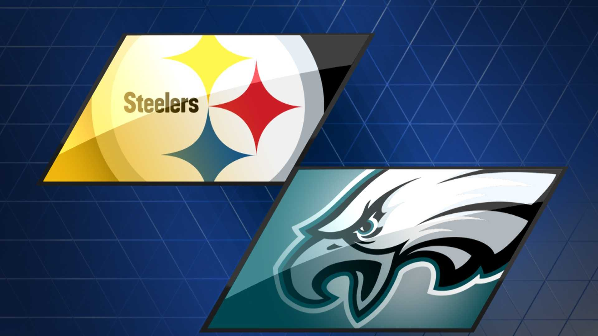 Steelers at Eagles