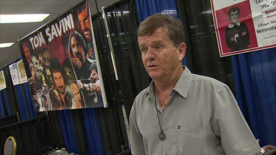"Butch Patrick played Eddie Munster on ""The Munsters"""