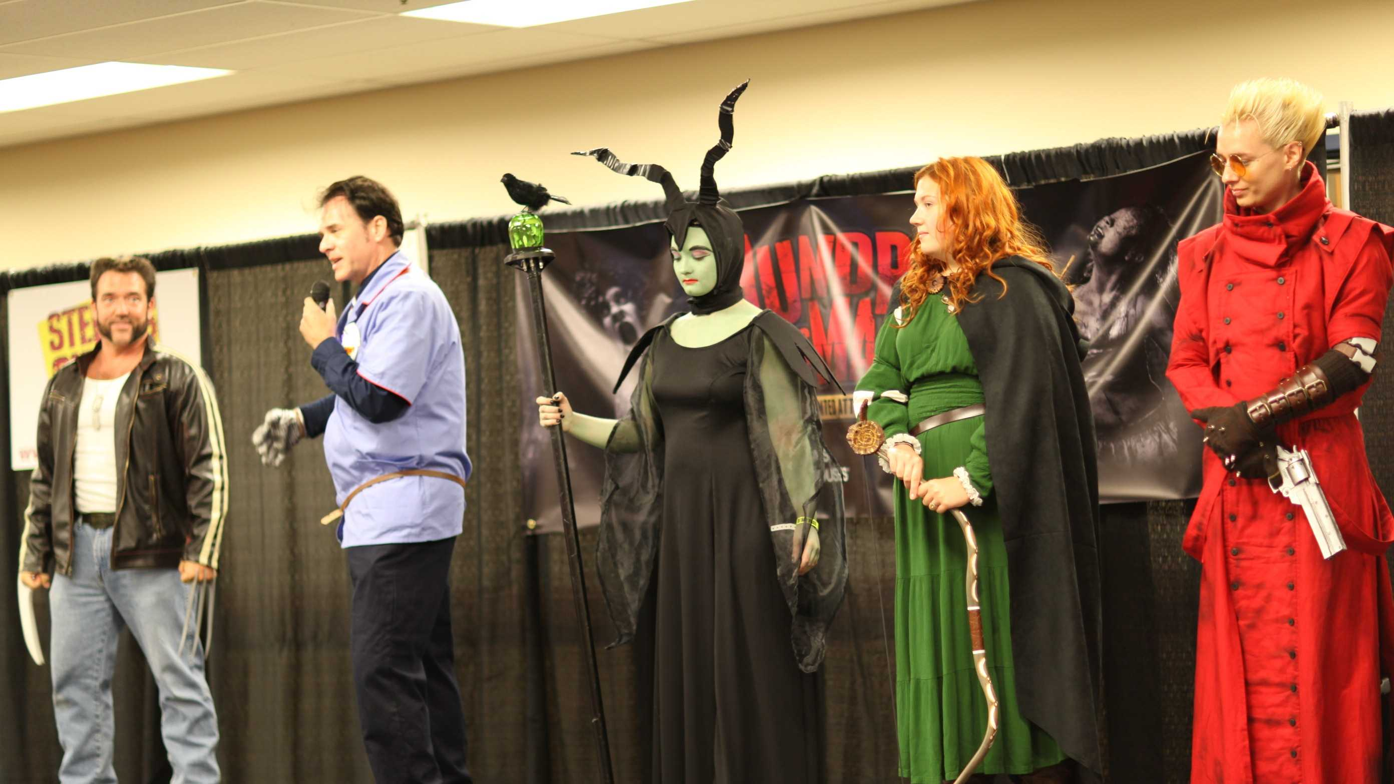 Check out the contestants from the 2014 Steel City Con Costume Contest in the Adult and Teen divisions.