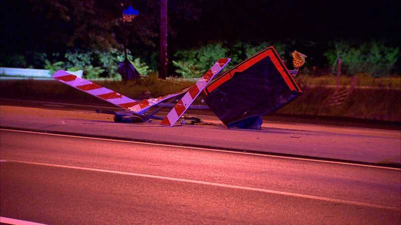 The crash happened on Steubenville Pike.