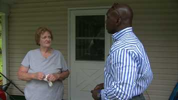 Silvis told Pittsburgh's Action News 4 she last saw Garfield Sunday night at her home in Dunbar, Fayette County. When he did finally show up at her house later in the week, she suspected something was wrong. It wasn't until her son caught him Thursday that her fears were confirmed.