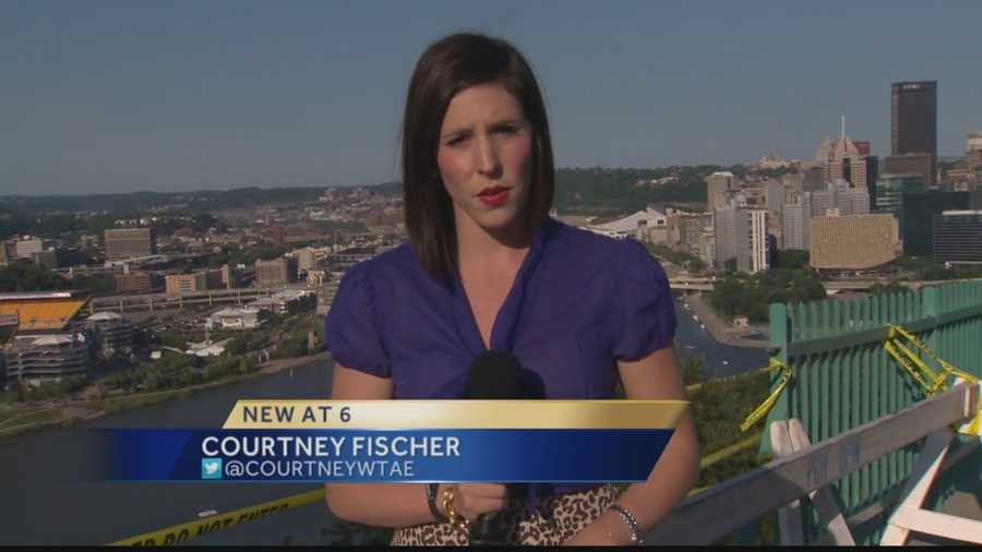 @CourtneyWTAE delivers a report from the crash scene.Click here to watch the crash video.
