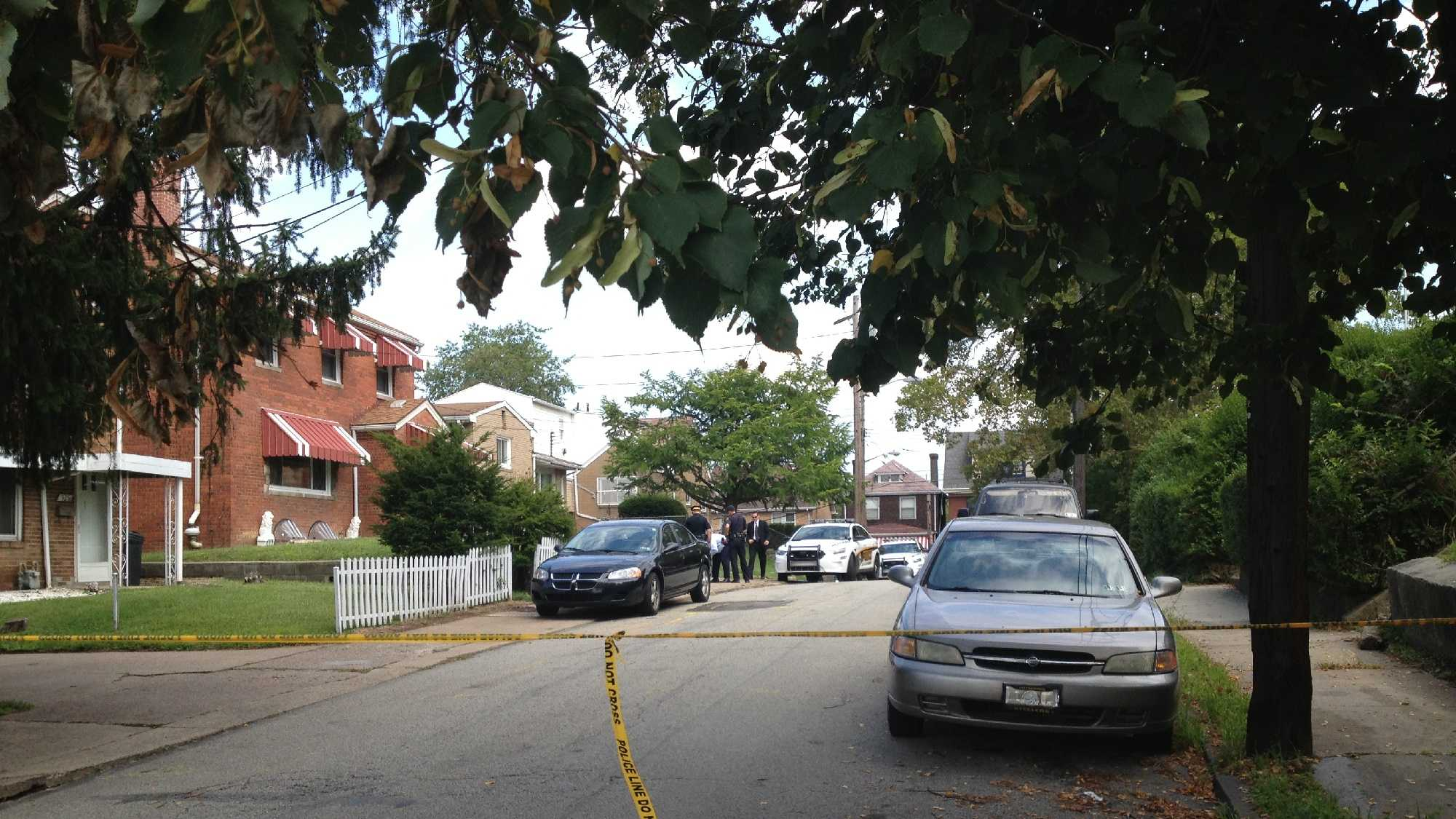 Hill District shooting 02