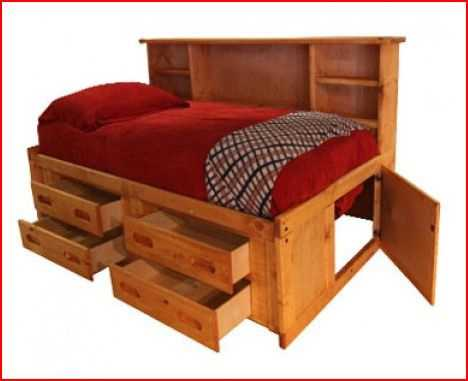 Twin Storage Bed Set, gifted by Levin Furniture - CLICK HERE TO BID NOW
