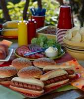 3. Additional findings from the survey of frequent heartburn sufferers revealed one in three have avoided BBQ parties due to their heartburn symptoms.