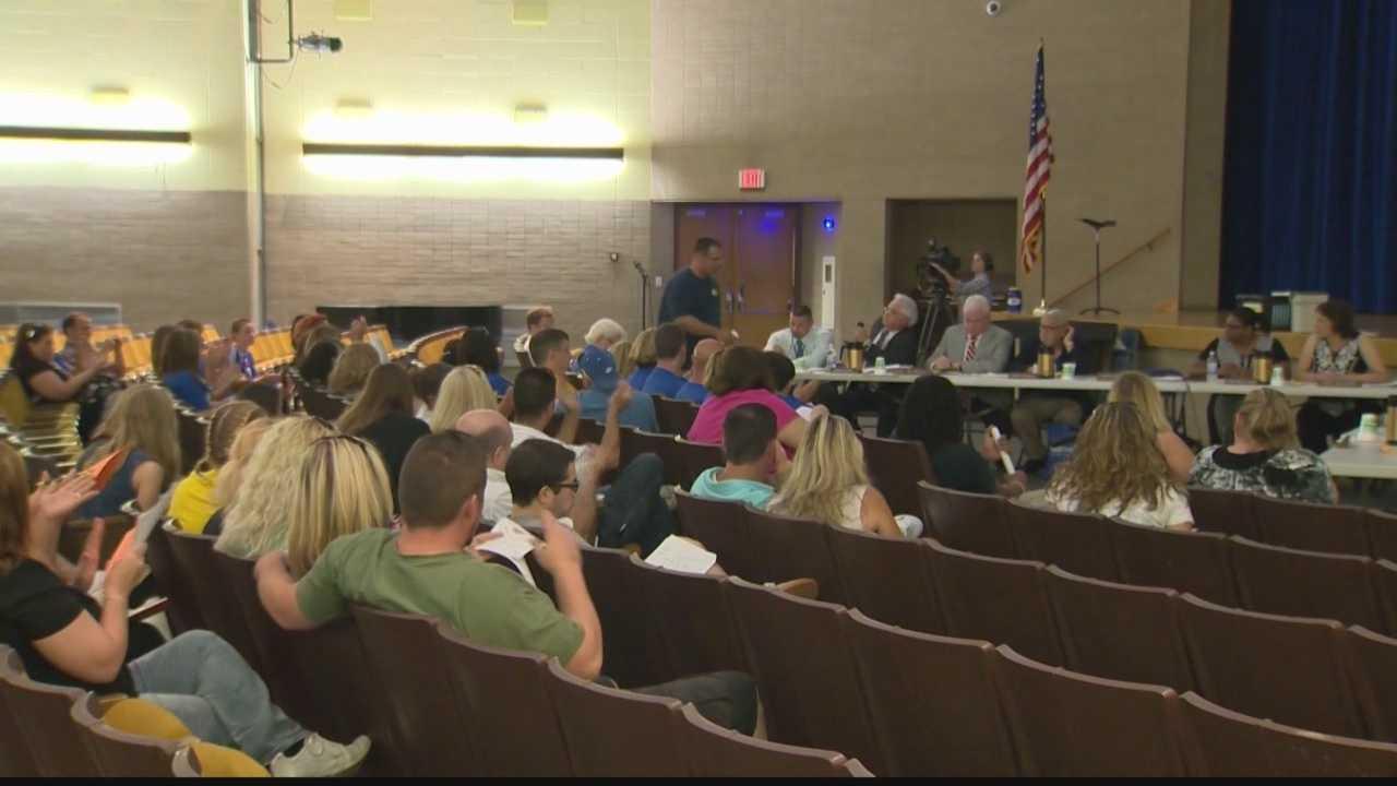 East Allegheny School District teachers on strike