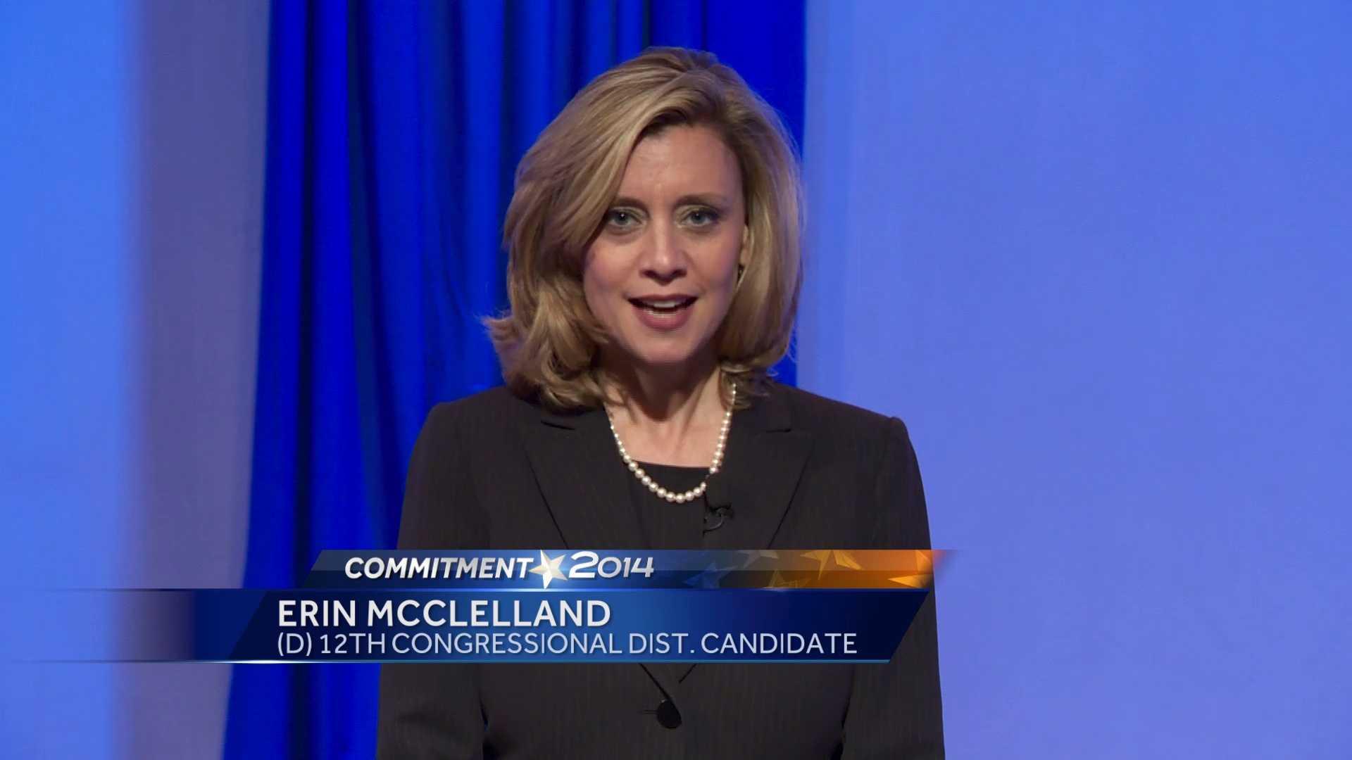 (Democrat) 12th Congressional District Candidate